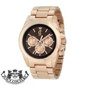 Juicy Couture Rose Gold Stella Watch