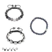 Disco Ball Shades of Grey Stack Pack