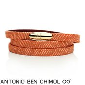 Antonio Ben Chimol Nibiru Orange Gold