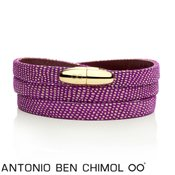 Antonio Ben Chimol Nibiru Purple Gold