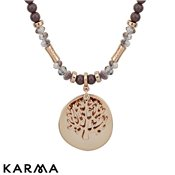 Karma Ethereal Tree Of Life Necklace