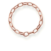 Thomas Sabo Rose Gold Link Bracelet