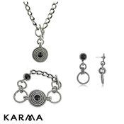 Karma Crystal Circle Gift Set