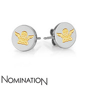 Nomination Guardian Angel Earrings