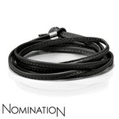 Nomination Black Licorice Cord