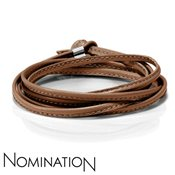 Nomination Brown Choco Cord
