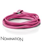 Nomination Fuchsia Strawberry Cord
