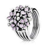 Pandora Pink Cherry Blossom Bouquet Ring