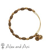 Alex and Ani Russian Gold Artisan Bangle