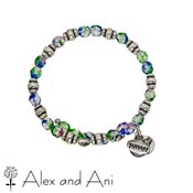 Alex and Ani Souk Wrap Mosaic Bangle