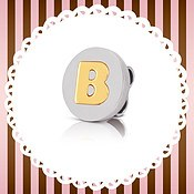 Nomination My Bon Bons B Cord Charm