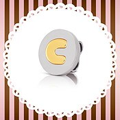 My Bon Bons C Cord Charm by Nomination