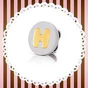 Nomination My Bon Bons H Cord Charm
