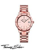 Thomas Sabo Rose Gold Soul Bracelet Watch