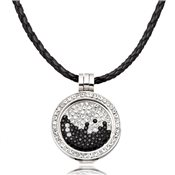 Innerpower Black Waterfall Complete Necklace