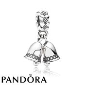 Pandora Jingle Bells Charm