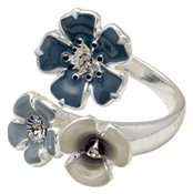 PILGRIM Dearest Flower Ring