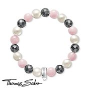 Thomas Sabo Multi Stone Charm Carrier