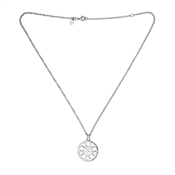 Argento Outlet Silver Openwork Necklace