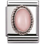Nomination Big Pink Opal Charm