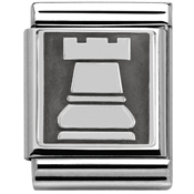 Nomination Big Tower Charm