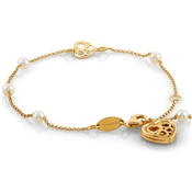 Nomination Verona Pearls & Gold Braclet