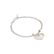 Nomination Romantica Rose Gold Bracelet