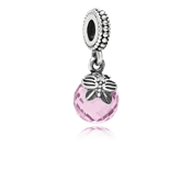 Pandora Pink Morning Butterfly Charm