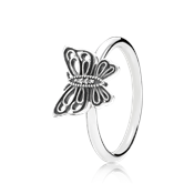 Pandora Love Takes Flight Butterfly Ring 190901cz