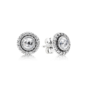 PANDORA Brilliant Legacy Earrings