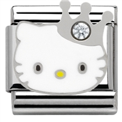Nomination Hello Kitty Crown Charm