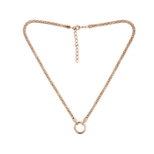 Innerpower Rose Gold Carrier Necklace