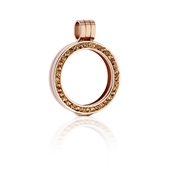 Innerpower Small Rose Gold Champagne Carrier
