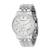 Michael Kors Silver Ritz Chronograph Watch