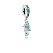 Pandora Tropical Seahorse Dangle Charm
