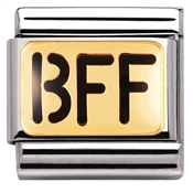 Nomination Charm BFF