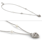Nomination Verona Necklace Silver