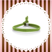Nomination My Bon Bons Green Leather Bracelet