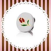 Nomination My Bon Bons Tulip Charm