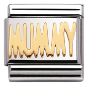 Nomination Gold Mummy Charm