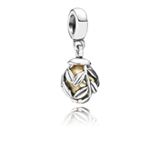 Pandora Golden Laurel Leaves Charm