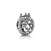 PANDORA King of the Jungle Lion Charm