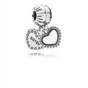 PANDORA My Special Sister Charm