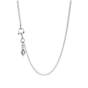 90cm silver necklace by Pandora
