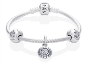PANDORA Signature Bracelet Bundle