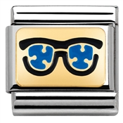 Nomination Blue Sunglasses Charm