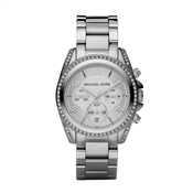 Michael Kors Blair Silver Ladies Watch