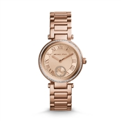 Michael Kors Skylar Rose Gold Watch
