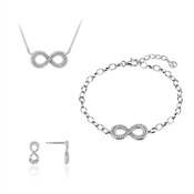 Argento Sparkling Infinity Gift Set