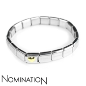 Nomination Heart 21cm Starter Bracelet